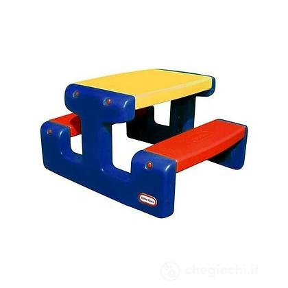 Grande tavolo da pic-nic