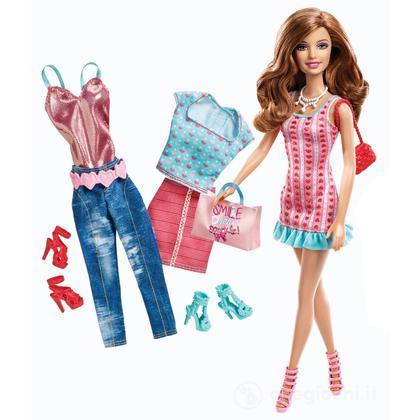Teresa - Barbie and Fashion set