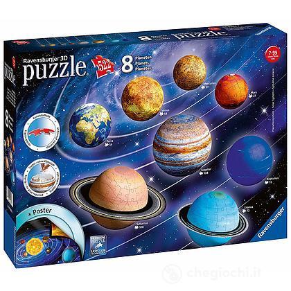 Il sistema planetario (11668)