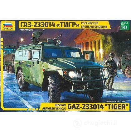 Veicolo blindato Gaz Tiger 1/35 (ZS3668)