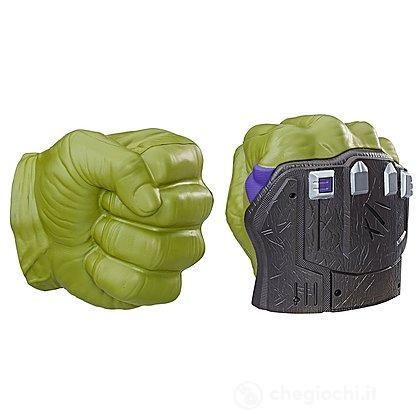 Hulk pugni elettronici. Marvel Thor Ragnarok (B9974EU4)