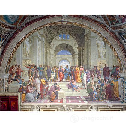 Raffaello: Scuola di Atene