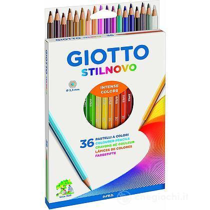 Astuccio 36 Giotto Stilnovo - Diametro Mina 3,3mm