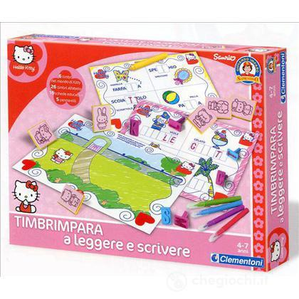 Timbrimpara Hello Kitty