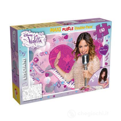 Puzzle Double Face Supermaxi 150 Violetta Music Piano (46706)
