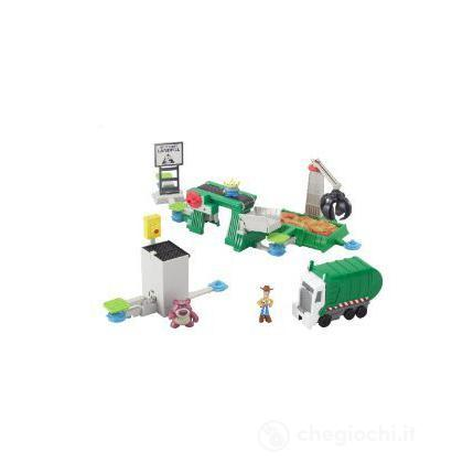 Playset Fuga dalla discarica Toy Story 3 (R2387)