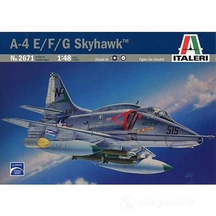 Aereo A-4 E/F/G Skyhawk 1/48 (IT2671)