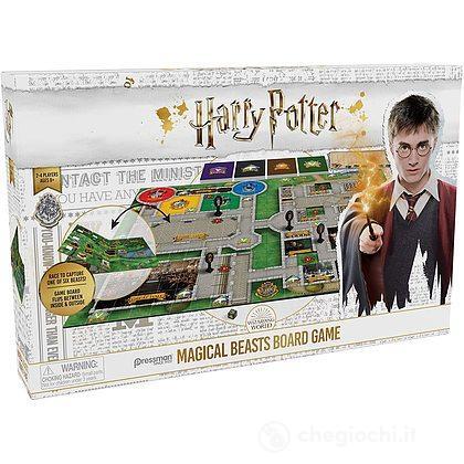 Harry Potter Animali Fantastici Gioco da Tavolo (108673)