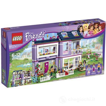 La villetta di Emma - Lego Friends (41095)