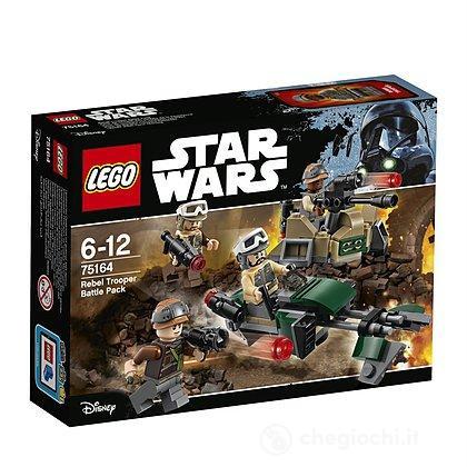 Confezione da battaglia delle truppe ribelli - Lego Star Wars (75164)
