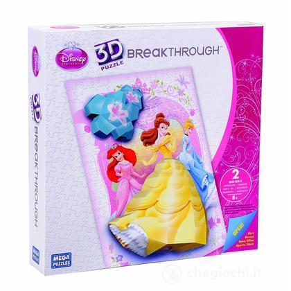 Puzzle 3D Principesse