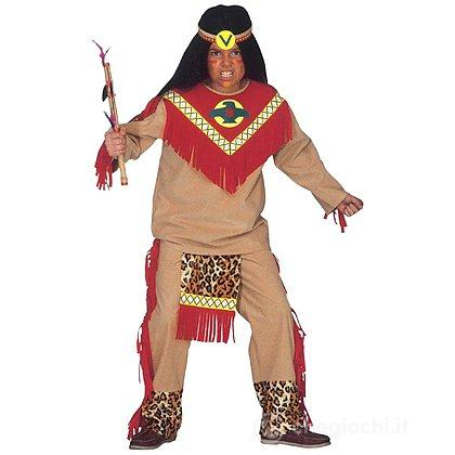 Costume guerriero indiano 5-7 anni