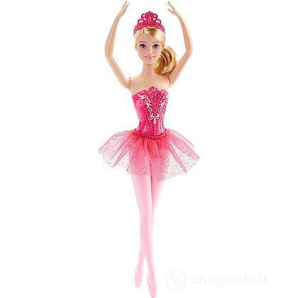 Barbie Ballerina rosa (DHM42)