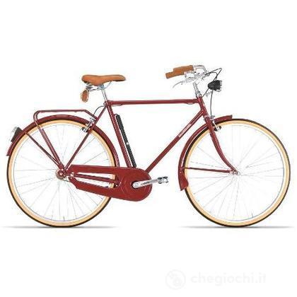 "Bici 28"" Sanremo uomo Amaranto"