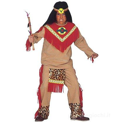 Costume guerriero indiano  8-10 anni