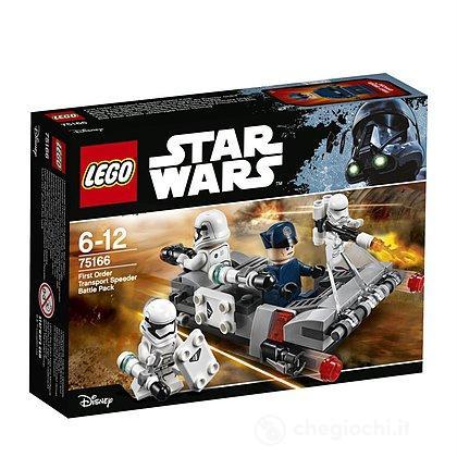 Speeder da trasporto del Primo Ordine - Lego Star Wars (75166)