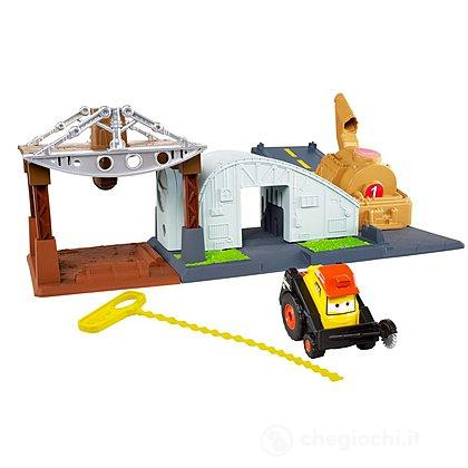 Playset Riplash Centro Comandi SOS Planes Fire And Rescue (BGP05)