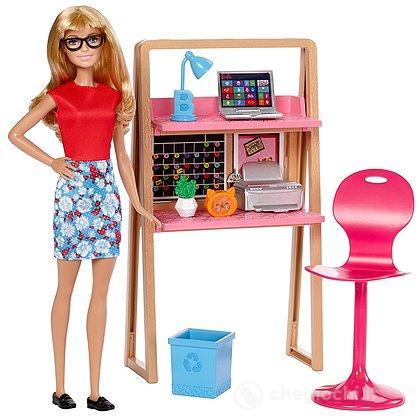Barbie - Arredamento - Ufficio (DVX52)