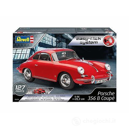 Auto 1/16 EASY-CLICK Porsche 356 Coupe (easy click). Scala 1/16 (RV07679)