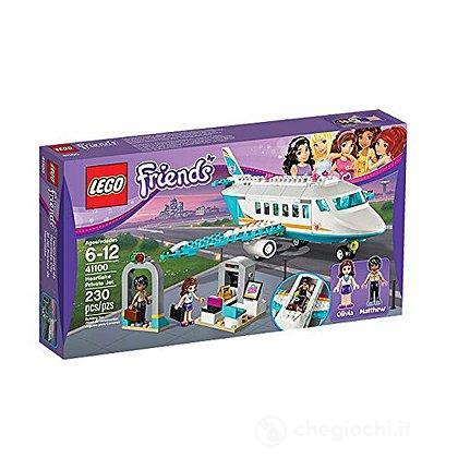 Il jet privato di Heartlake - Lego Friends (41100)