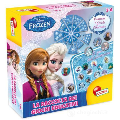 Frozen Raccolta Di Giochi Educativi