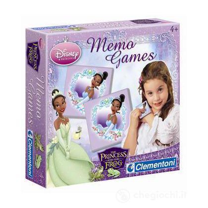 Memo Games La principessa e il ranocchio