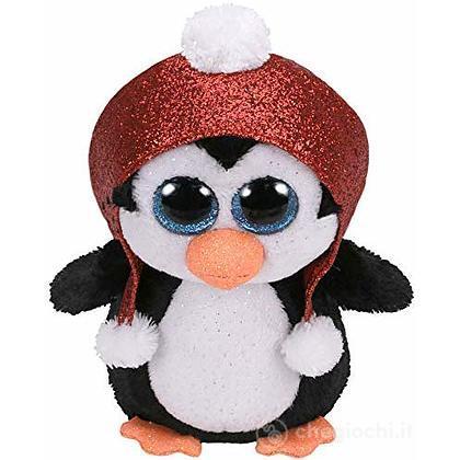 Beanie Boos 15 cm Gale Pinguino Con Berretto