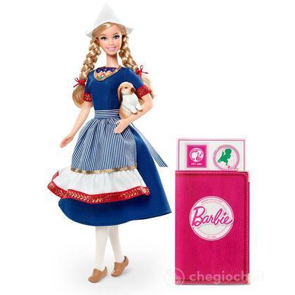 Barbie Dolls of the World Olanda (W3325)