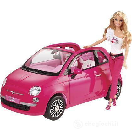 New Fiat 500 (Y6857)