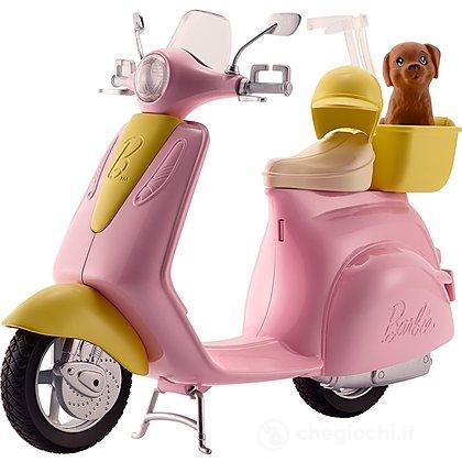 Scooter di Barbie (DVX56)