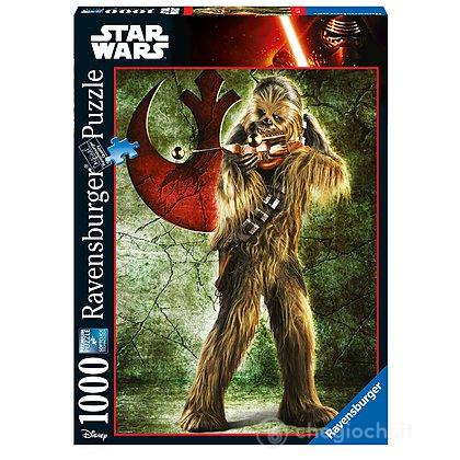 Puzzle Star Wars New collection - Chewbacca (19681)