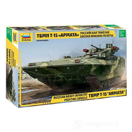 Mezzo militare TBMP T-15 Armata Russ.Fighting Vehicle Scala 1/35 (ZS3681)