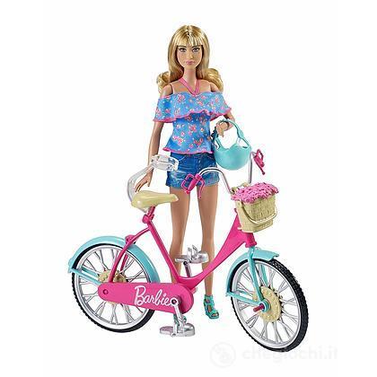 Bicicletta di Barbie (DVX55)