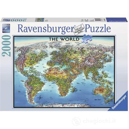 World Map (16683)