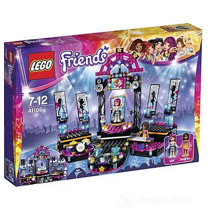 Il palcoscenico della pop star - Lego Friends (41105)