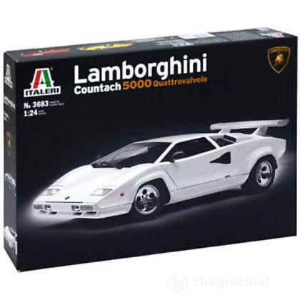 Auto Lamborghini Countach 5000 1/24 (IT3683)