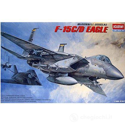 Aereo F-15c Eagle