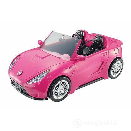 Barbie Auto Cabrio Glamour  (DVX59)