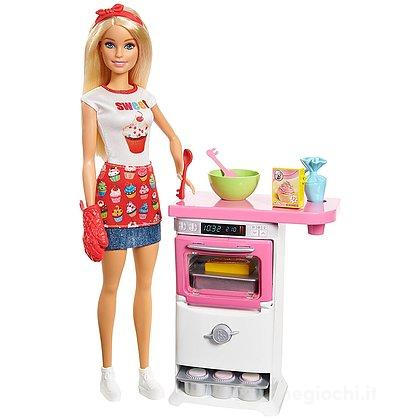 Barbie Pasticceria Playset  (FHP57)