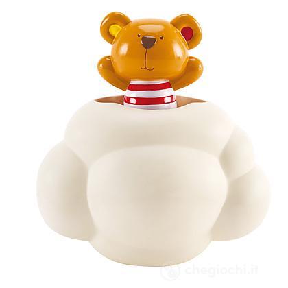 Teddy fa la doccia sulle nuvole bagnetto (E0202A)