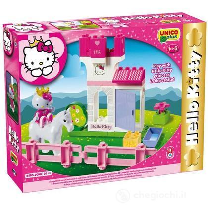 Stalla Castello Hello Kitty (86850)