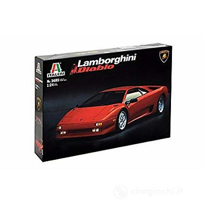 Auto Lamborghini Diablo 1/24 (IT3685)