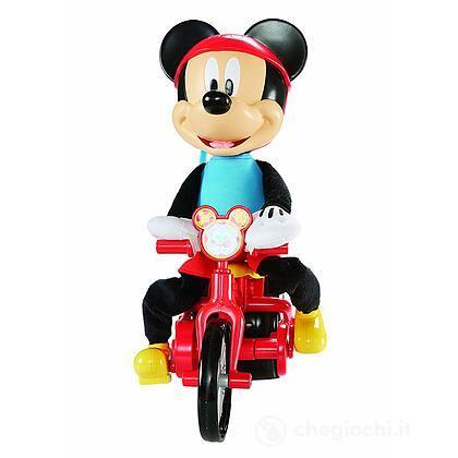 Mickey silly cycing. Topolino bicicletta (DMF70)