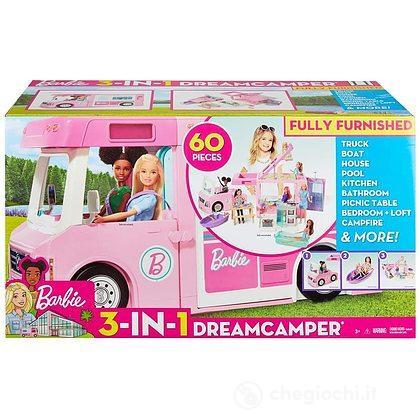 Camper dei Sogni di Barbie 3 in 1 (GHL93 )