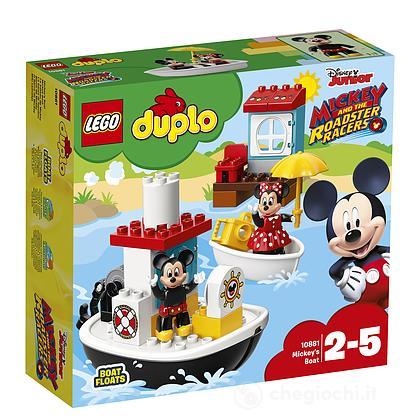 La Barca di Topolino - Lego Duplo Disney (10881)