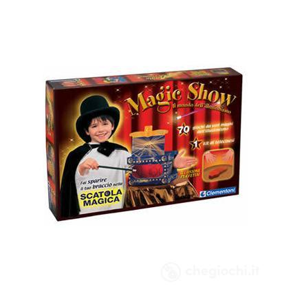 Magic Show fantastico mondo dell'illusionismo
