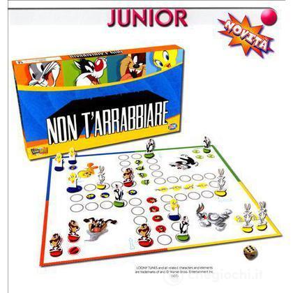 Non t 39 arrabbiare nuova edizione giochi da tavolo editrice giochi giocattoli - Gioco da tavolo non t arrabbiare ...