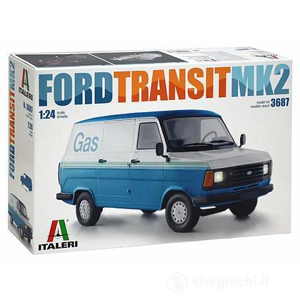 Furgoncino Ford Transit Mk2 1/24 (IT3687)