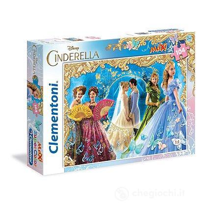 Cinderella MaxiPuzzle 104 pezzi (23687)