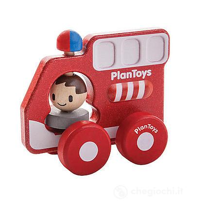 Primo Camion Pompieri